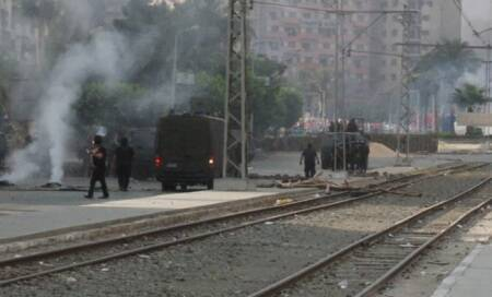 Egypt: 30 killed as troops crackdown on supporters of Mohamed Morsi