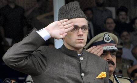 Glad that Independence Day passed peacefully in J&K: OmarAbdullah