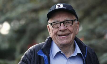Rupert Murdoch's News Corp UK unit may face charges forhacking,bribing