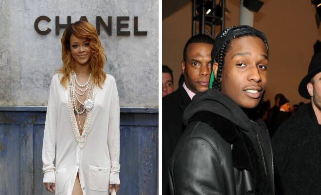 Is asap rocky dating