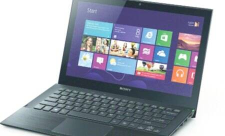 Can the Sony Vaio P13 dethrone the MacBook Air?