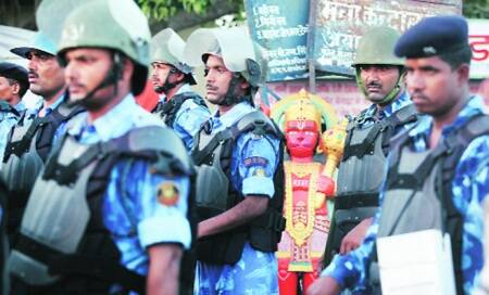 Across districts,VHP yatra shows a clear BJPhand
