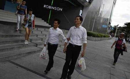Thailand may legalise same-sex marriage,set to cement its gay-friendlyimage
