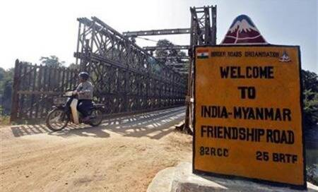 After row with Myanmar,India wants joint group to markborder