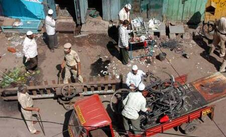 For Malegaon,National Investigation Agency moves for discharge  of nineMuslims