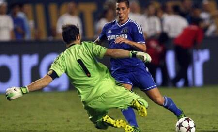 Spain leave out Fernando Torres,Juan Mata for Chilefriendly