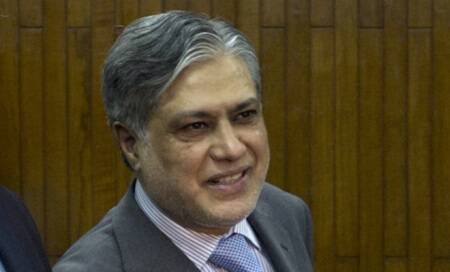 MFN status to India not yet on cards,says Pakistan's Finance Minister