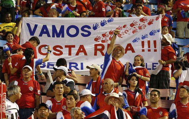 Costa Rica,FIFA World Cup