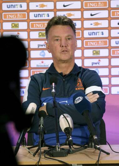 Louis van Gaal,FIFA World Cup,Netherlands