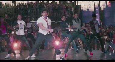 Hrithik Roshan's cool dance moves in Krrish 3 song