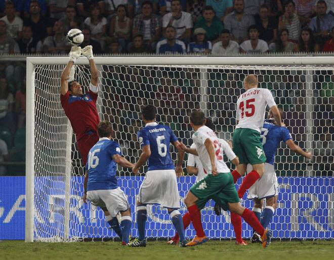 Italy,Football,World Cup qualifier