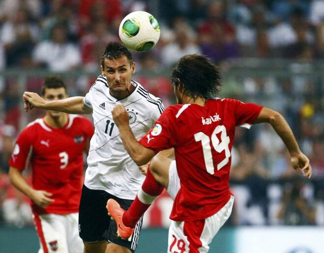 Miroslav Klose,Germany,World Cup qualifier