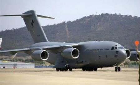IAF set to induct its biggest transport aircraft C-17 today