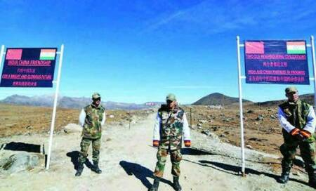 Chinese transgressions on the rise in Ladakh,India to fortify border outposts