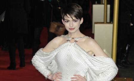 Anne Hathaway lends voice to new Kennedydocumentary