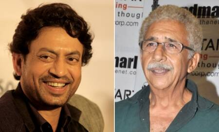 Irrfan Khan to work with Naseeruddin Shah in Jaane Bhi Do Yaaro sequel