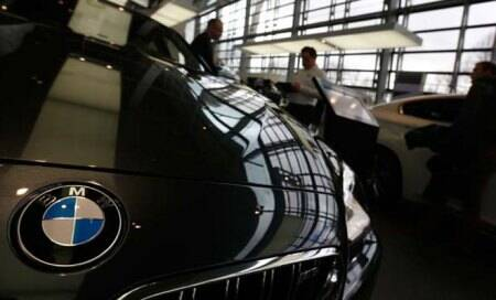 BMW may export bikes developed with TVSMotor
