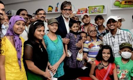 Amitabh Bachchan shares his most 'touching experience'