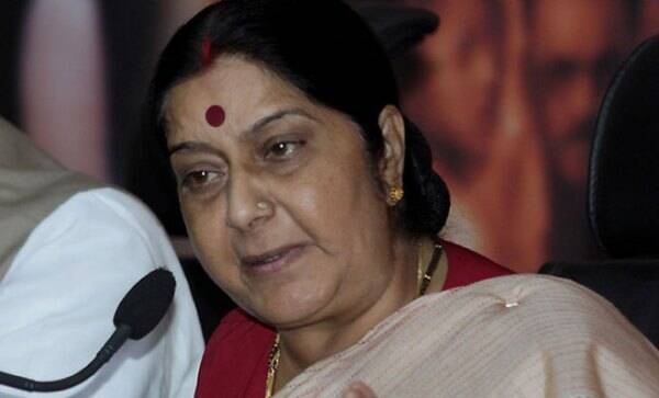 Swaraj takes the battle to the next step in the process of setting up the Lokpal.