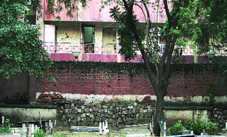 For these Delhi colleges,the past stands in way offuture