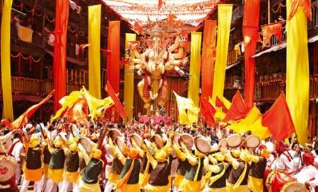 Celebrating Ganesh Chaturthi in Bollywood