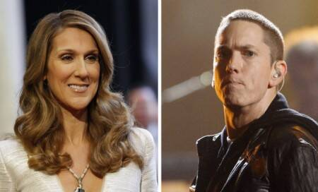 Celine Dion wants to record withEminem