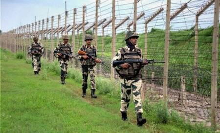 Pakistani troops continue to violate ceasefire in Jammu andKashmir