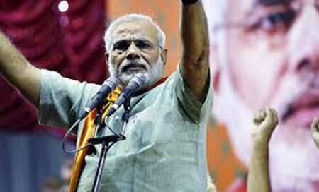 At Modi agro meet,farmers treated as stateguests