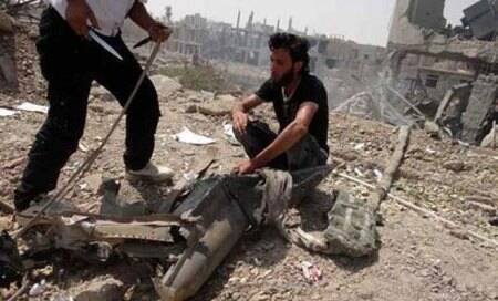 CIA starts weapons delivery to Syrianrebels