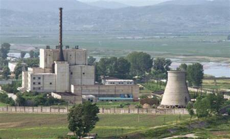 North Korea: White steam over plutonium reactor suggests re-opening of nuclearcomplex
