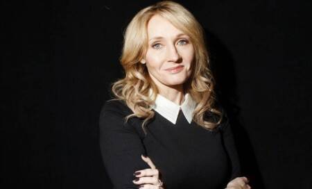 JK Rowling to pen new magic movie for WarnerBros