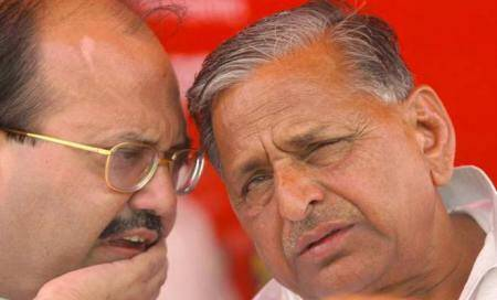 Action against Azam will lead to Muslim backlash,Amar Singh