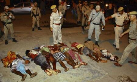 Twin blasts in Manipur claim 9 lives,10 othersinjured