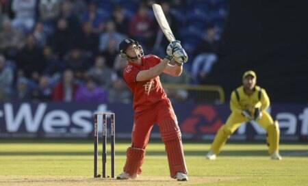 Riding on Jos Buttler's big-hitting England level series with Australia
