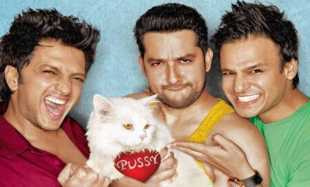'Grand Masti' takes the Box Office by storm,earns Rs 40crore