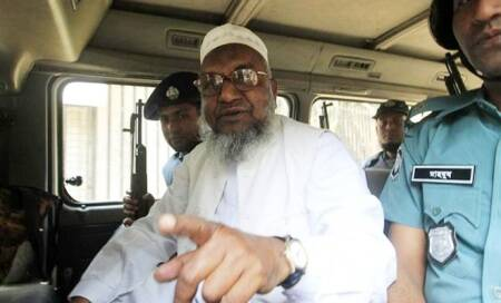 Bangladesh SC: Death penalty to top Jamaat leader