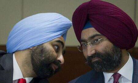 Singh brothers sell 6.13 pct stake in Religare for Rs 322 cr