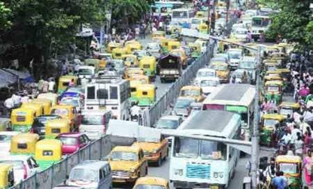 Bus strike evokes tepidresponse
