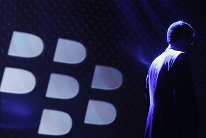 BlackBerry co-founder in talks about joint bid:Report