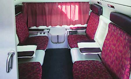 Rollout of super luxury coaches unlikely this year