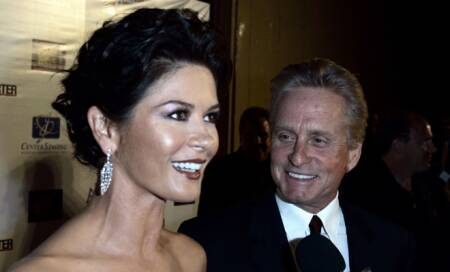 Michael Douglas pays tribute to mother | The Indian Express