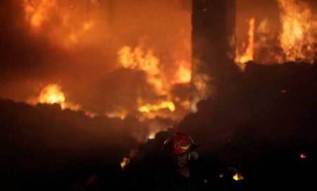US developing 'Richter Scale' for fire