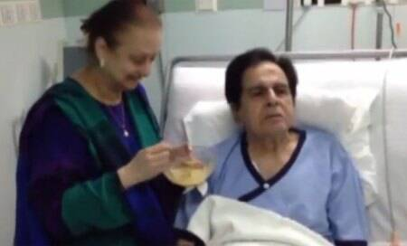 Dilip Kumar likely to be discharged in twodays