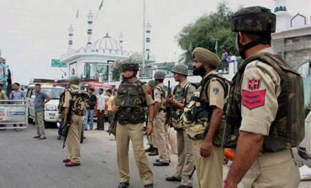 Militants cross border to strike Samba Army camp,police station