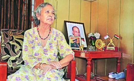 Army to help family of late Major Vats
