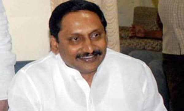 Ex-Andhra CM, N. Kiran Kumar Reddy