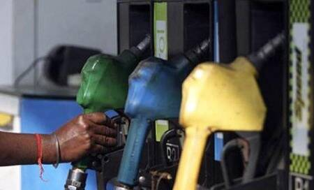 Petrol price down by over Rs 3 per litre,but diesel hiked by 50paise