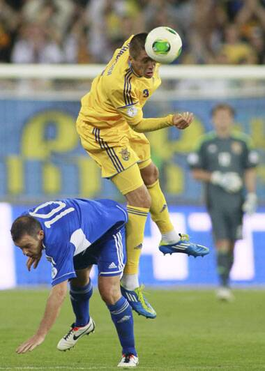 Ukraine,Football,World Cup qualifier