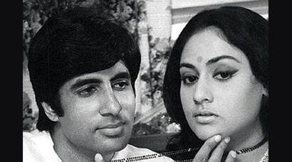 Amitabh Bachchan celebrates 42 years of togetherness with Jaya Bachchan: Rare family pics