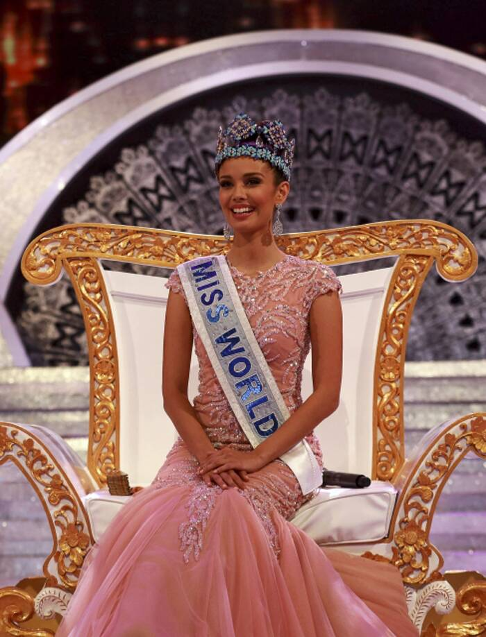 The Philippines Celebrates Its First Miss World Winner